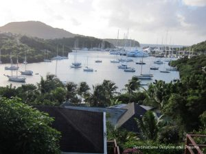 Ahoy, English Harbour in Antigua: marina,history and beaches