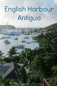 English Harbour, Antigua - boating, history and beaches #Antigua #beach #history #yachting