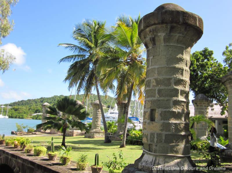 Ahoy, English Harbour, Antigua: Nelson's Dockyard