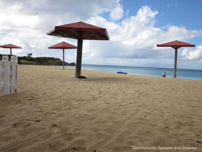 Turner Beach at Johnson's Point, Antigua