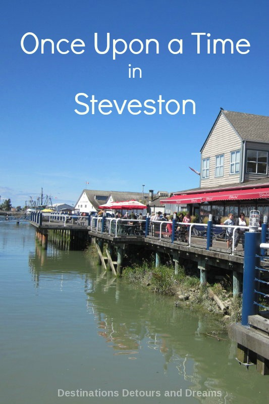 The fishing village of Steveston within greater Vancouver is a quaint day trip and a popular film setting