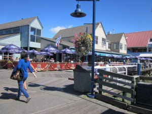 Wharf, Steveston, British Columbia
