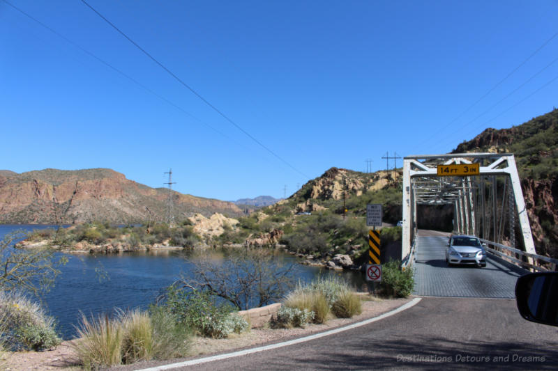 Bridge on Apache Trail