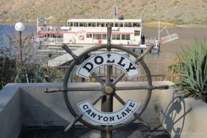 Dolly Steamboat, Canyon Lake, Arizona
