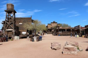 Goldfield Ghost Town, Arizona