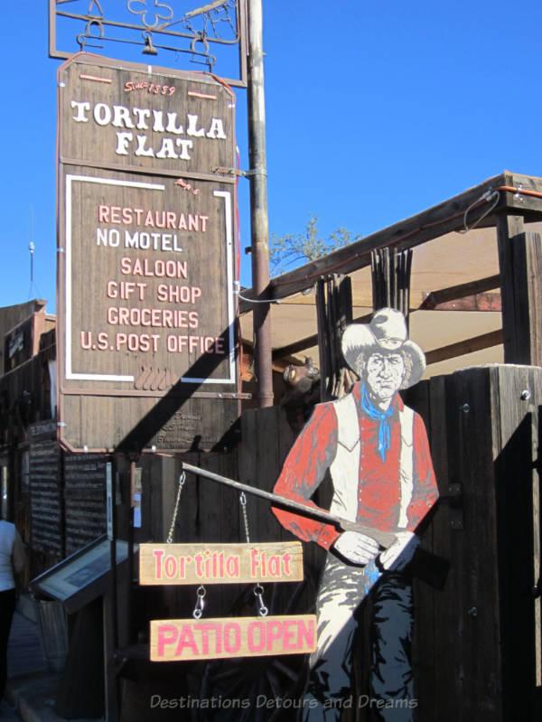 Tortilla Flat, Arizona