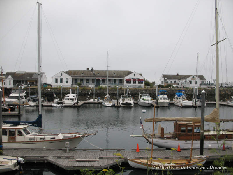 Boats at Marina, Port Townsend, Washington