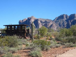Stamp Mill at Superstition Mountain Museum