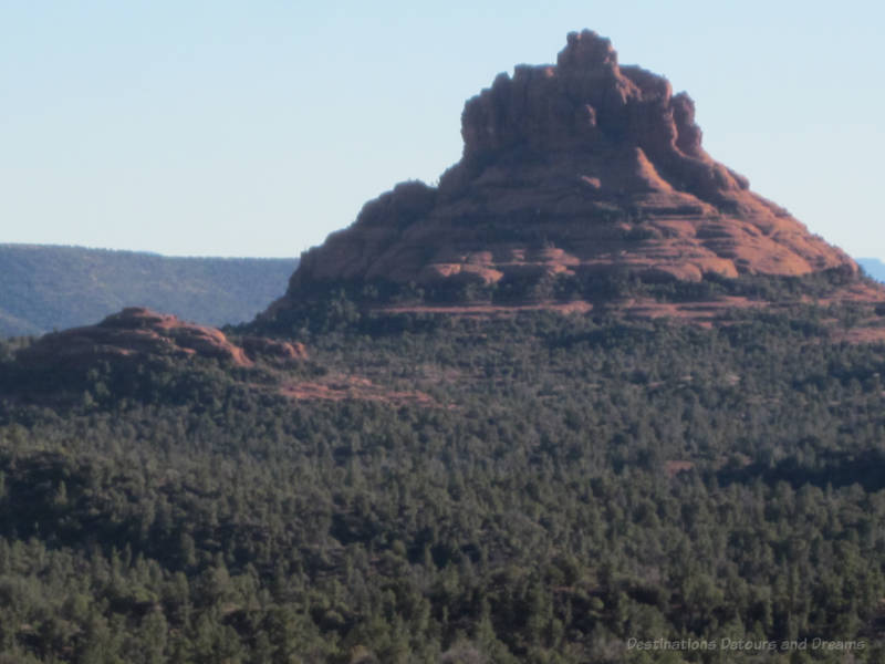 Bell Rock, one of Sedona's vortexes