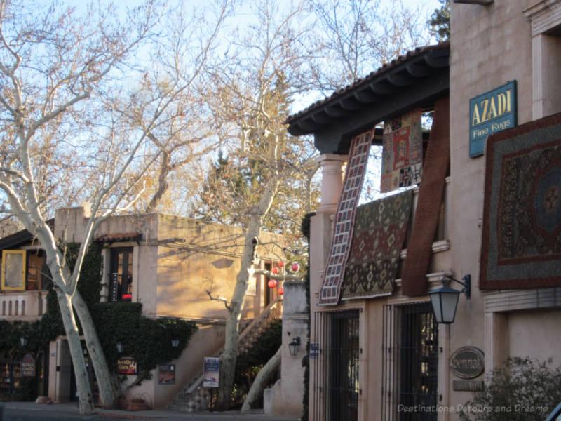 Tlequepaque Arts & Crafts Village, Sedona, Arizona