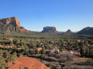 Scenic beauty of Sedona, Arizona