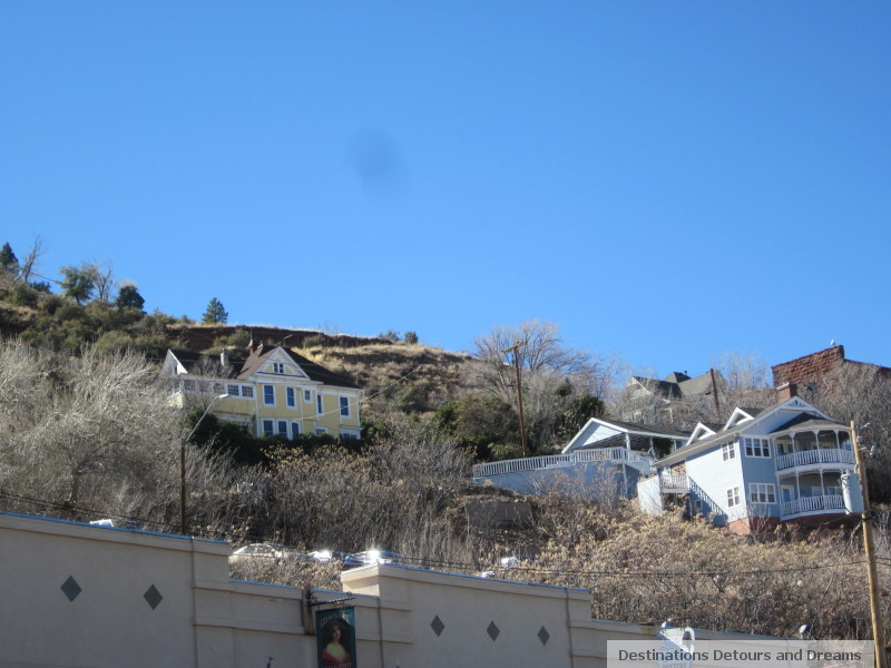 Jerome, Arizona houses