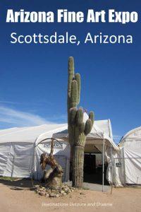 Arizona Fine Art Expo in Scottsdale, Arizona