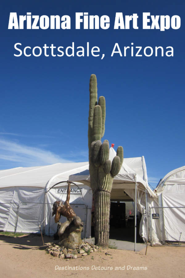 Arizona Fine Art Expo in Scottsdale, Arizona