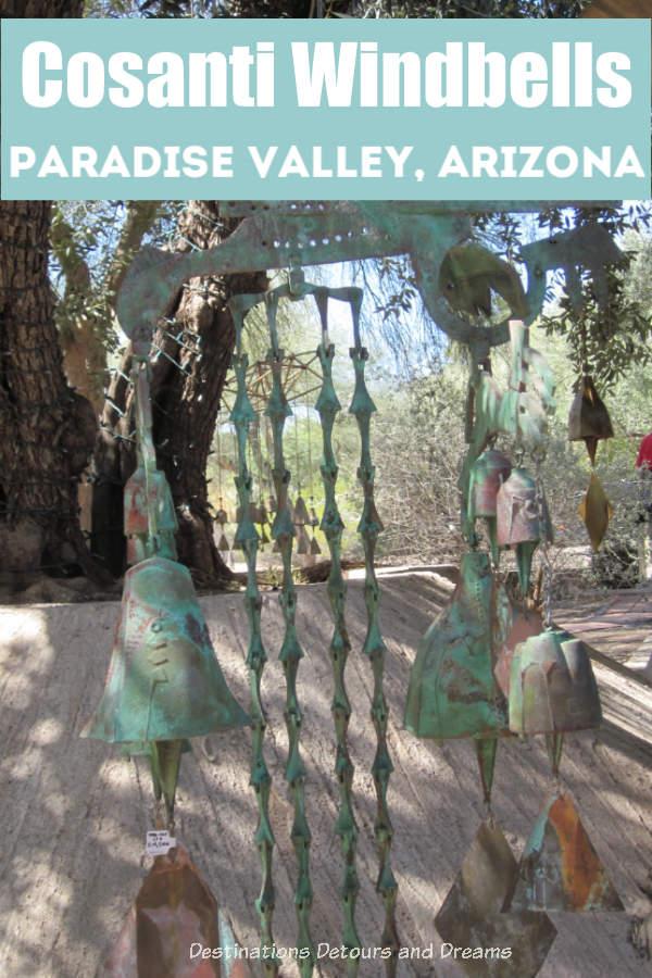 Cosanti Windbells, Paradise Valley, Arizona