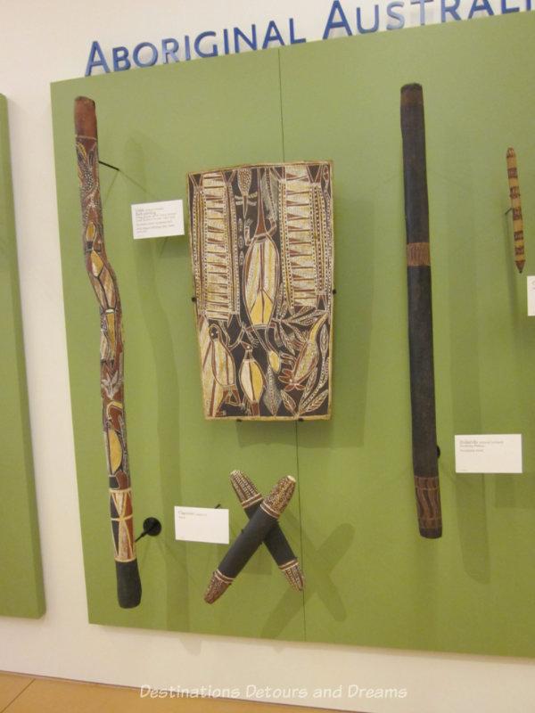 Australian Aboriginal musical instruments