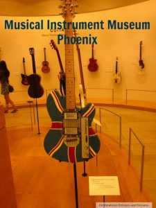 Music is the language of the soul at the Musical Instrument Museum in Phoenix, Arizona