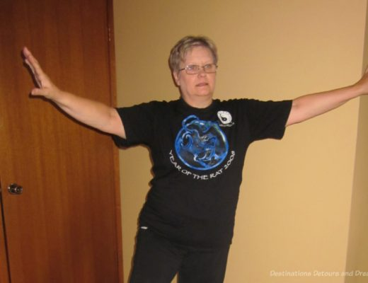 Lessons from a Tai Chi Workshop