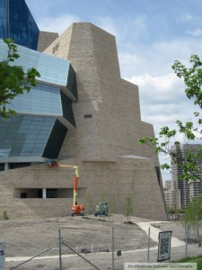 "Canadian Museum for Human Rights ""Mountain"""