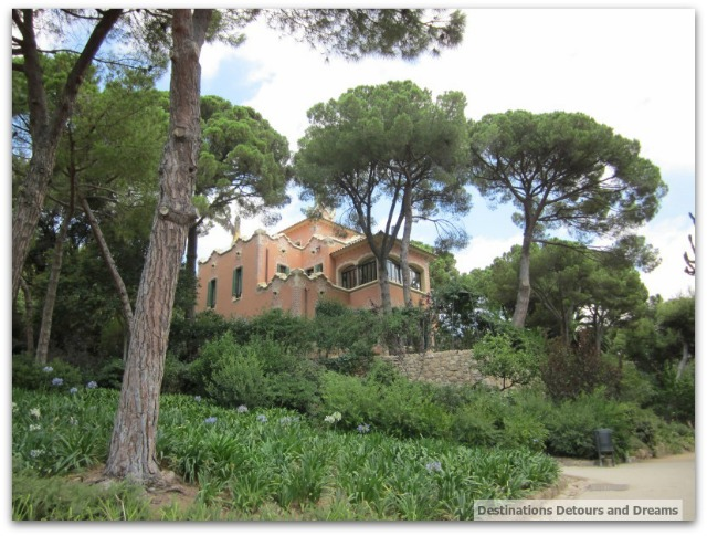 Park Guell Museum