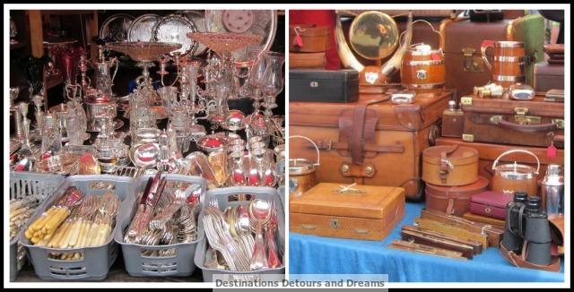 Portobello Market goods