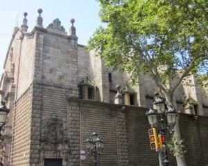 Barcelona Betlem Church