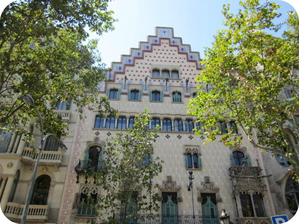 Barcelona Casa Amattler