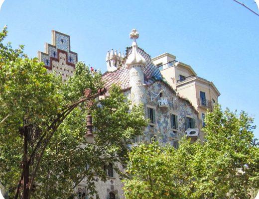 Barcelona Modernisme architecture