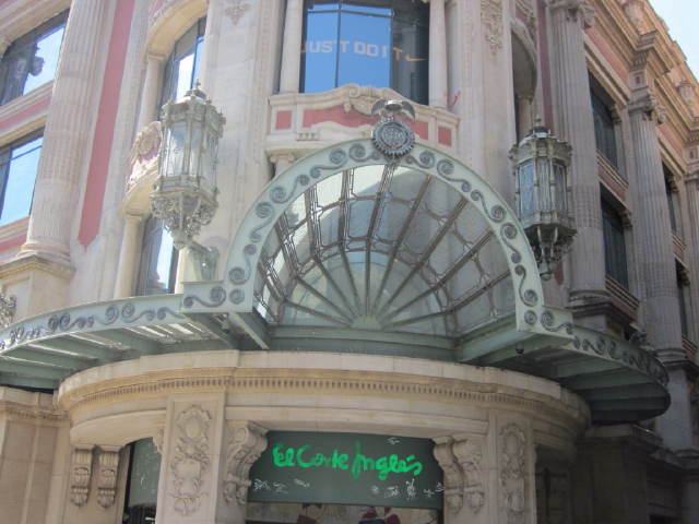 Barcelona El Corte