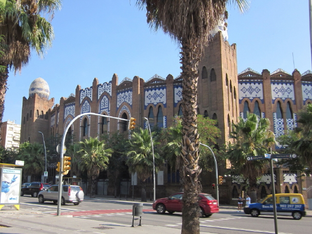 Barcelona Monumental Building
