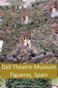 Dali Theatre-Museum in Figueres, Spain #art #Spain #Figueres #Dali #museum