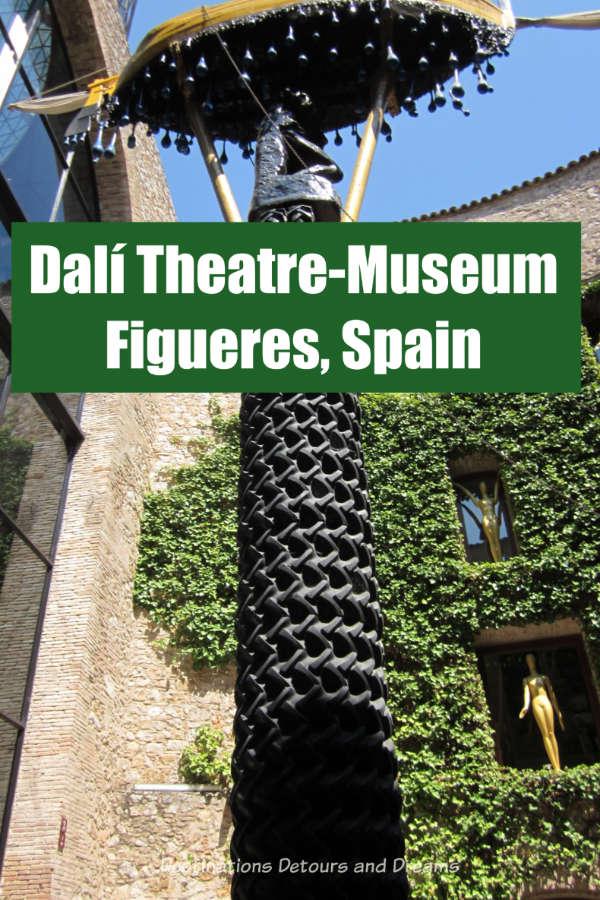 Dali Theatre-Museum in Figueres Spain