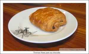 Thomas Haas pain au chocolat