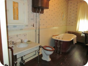 Dalnavert bathroom