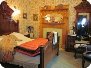Dalnavert Master bedroom