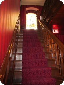 Dalnavert staircase