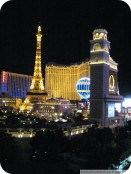 Images from the Las Vegas Strip