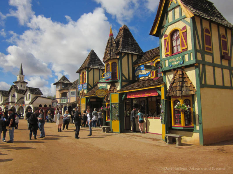 Arizona Renaissance Fair in Gold Canyon
