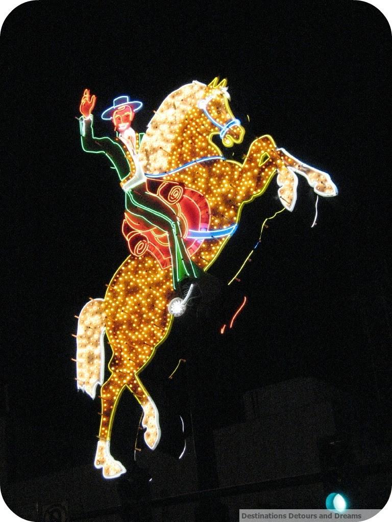 hacienda horse