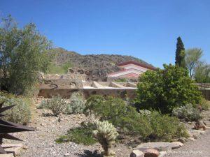 Taliesin West, Frank Lloyd Wright's school and home in Scottsdale Arizona