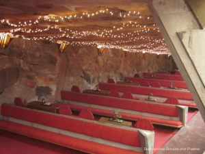 Theatre at Taliesin West in Scottsdale