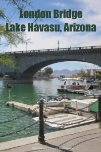 London Bridge isn't falling down. It's in Lake Havasu, City, Arizona #Arizona #LakeHavasu #LondonBridge #quirky