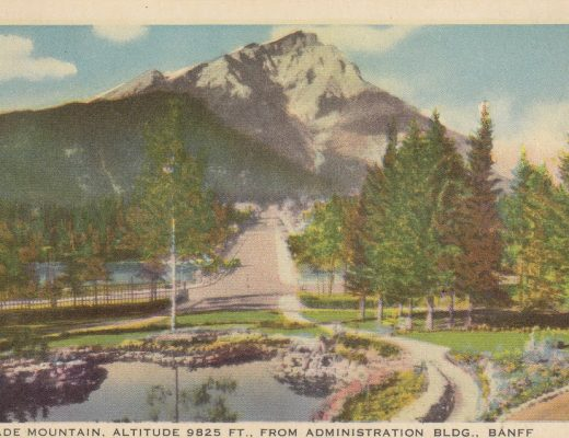 Postcard Banff