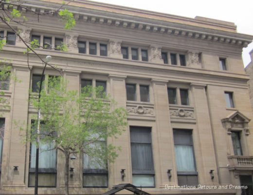 Architecture and history in Winnipeg's historic Exchange District - a walking tour of the East exchange area.