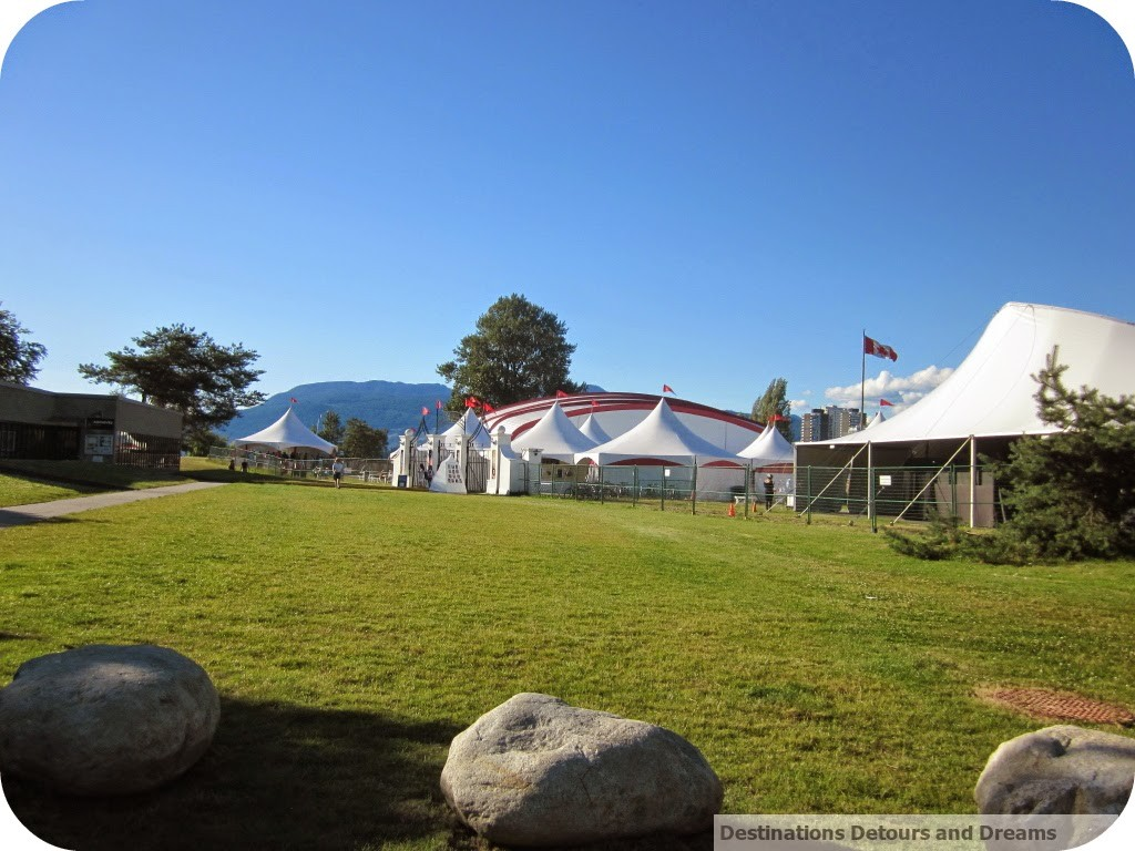 Vancouver Bard on the Beach
