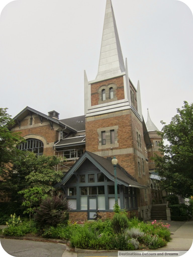 Former church turned into condos