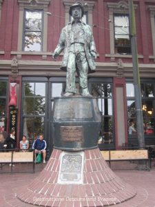Gastown is Vancouver's oldest neighbourhood and a popular tourist site, a great area to wander around