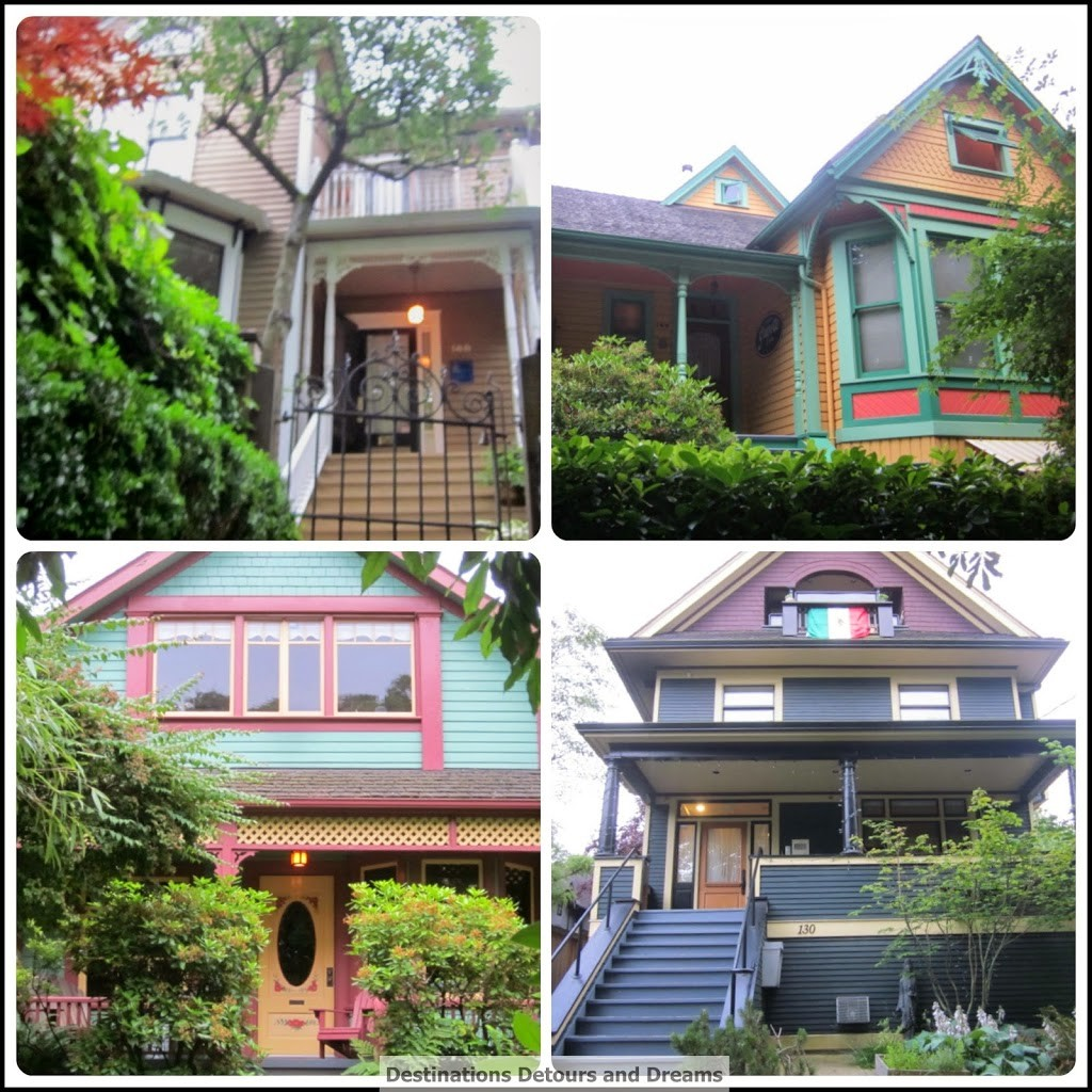 Vancouver heritage homes