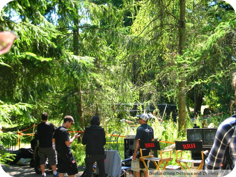 movie set