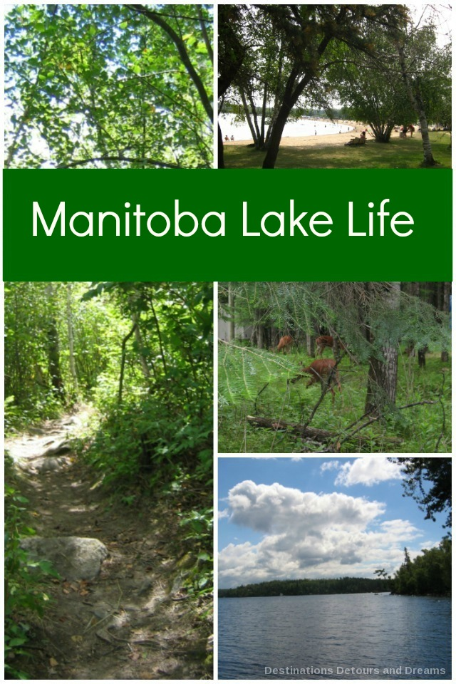 Manitoba lake life: a summer tradition